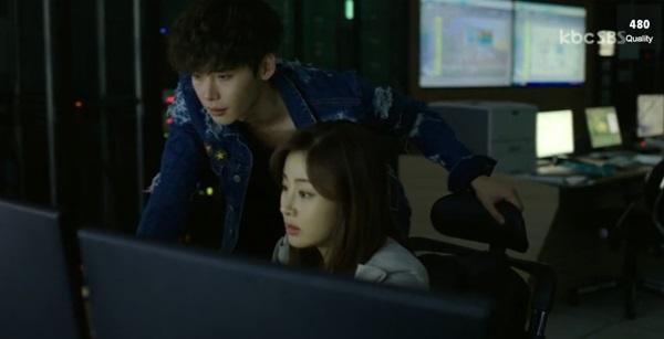 Kang Sora liều mạng tìm tình đầu màn ảnh cho Lee Jong Suk 1