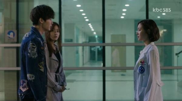 Kang Sora liều mạng tìm tình đầu màn ảnh cho Lee Jong Suk 4