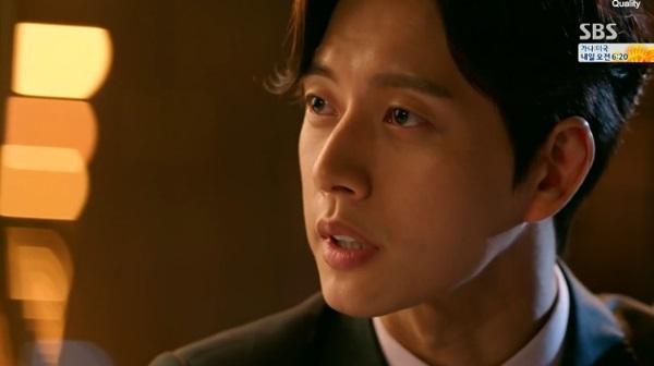 Soo Hyun (Kang Sora) khóc nức nở vì phải lòng Park Hoon (Lee Jong Suk) 4