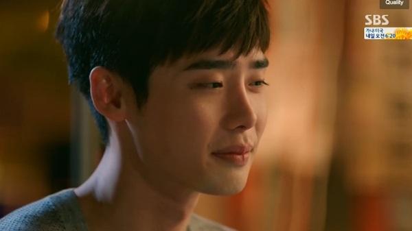 Soo Hyun (Kang Sora) khóc nức nở vì phải lòng Park Hoon (Lee Jong Suk) 3