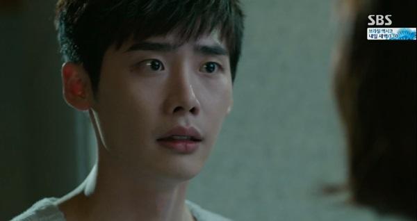 Park Hoon (Lee Jong Suk) dọa đập nát tay trước mặt người yêu 3