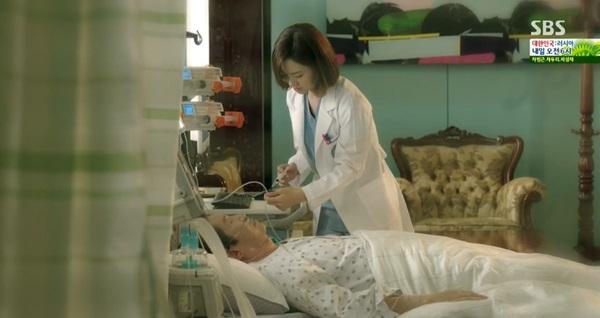 Park Hoon (Lee Jong Suk) dọa đập nát tay trước mặt người yêu 2