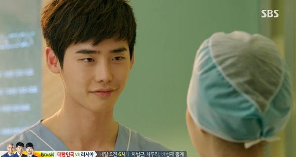 Park Hoon (Lee Jong Suk) dọa đập nát tay trước mặt người yêu 5