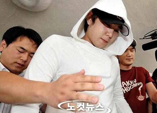Khi nghệ sĩ châu Á dính tai tiếng vì đánh nhau 10