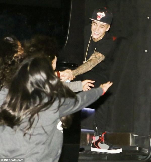 Sao Nickelodeon ê chề vì bị Justin Bieber làm bẽ mặt 13