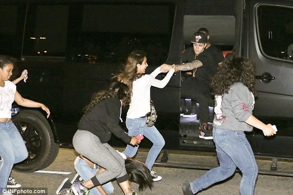 Sao Nickelodeon ê chề vì bị Justin Bieber làm bẽ mặt 8