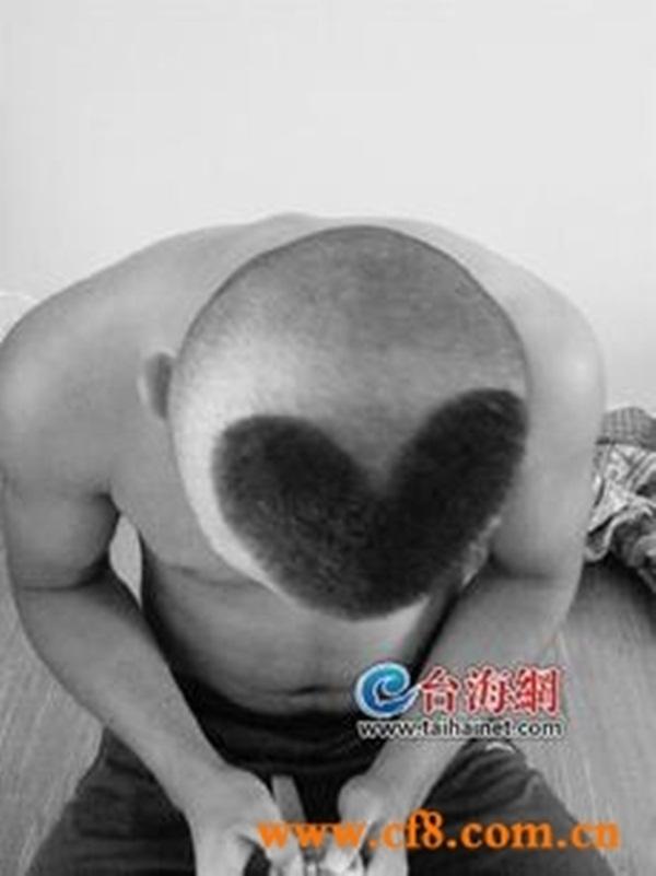 Những tạo hình tóc kỳ dị nhất quả đất 7