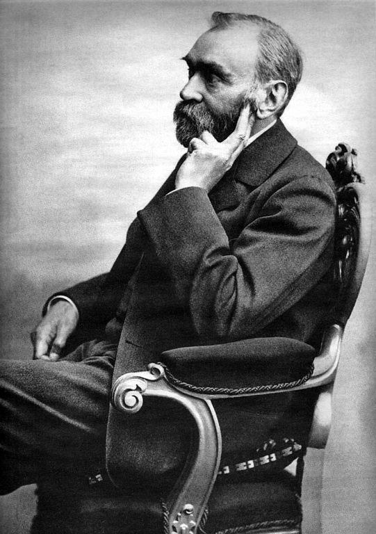 """""""Thương gia tử thần"""" Alfred Nobel và câu chuyện thay đổi số phận 1"""
