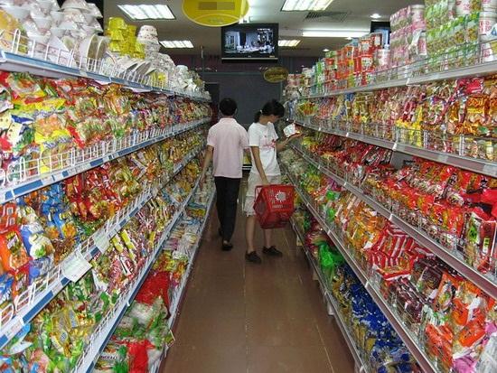 Việt Nam tiêu thụ mỳ ăn liền nhiều thứ tư trên thế giới 1