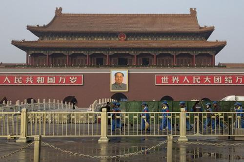 Toàn cảnh vụ lao xe chết người ở Thiên An Môn 13