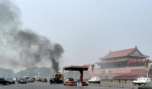 Toàn cảnh vụ lao xe chết người ở Thiên An Môn 3