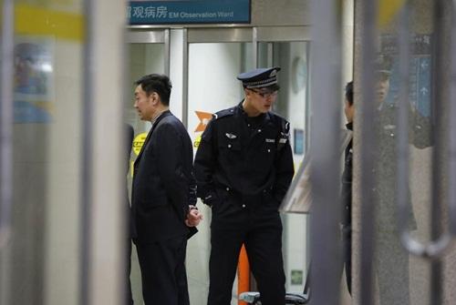 Toàn cảnh vụ lao xe chết người ở Thiên An Môn 11