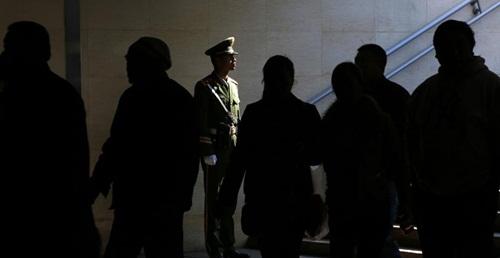 Toàn cảnh vụ lao xe chết người ở Thiên An Môn 9
