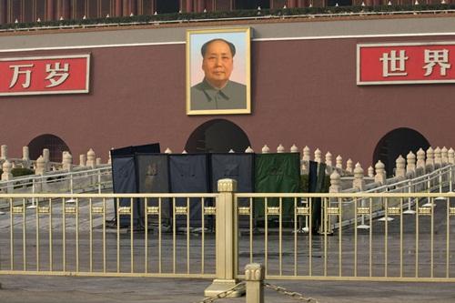 Toàn cảnh vụ lao xe chết người ở Thiên An Môn 14