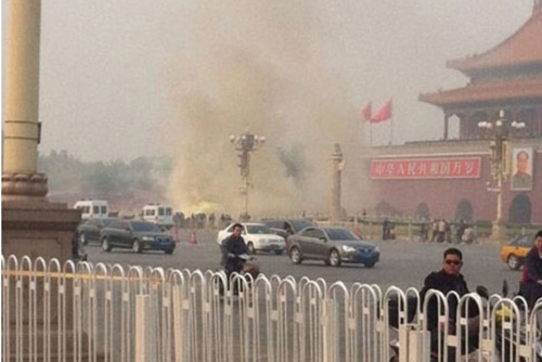 Toàn cảnh vụ lao xe chết người ở Thiên An Môn 10