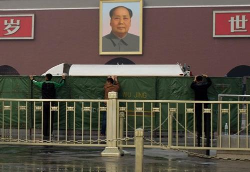 Toàn cảnh vụ lao xe chết người ở Thiên An Môn 12