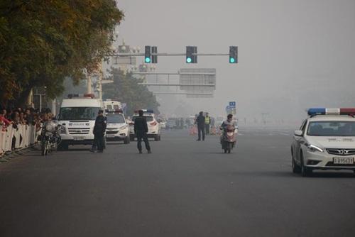 Toàn cảnh vụ lao xe chết người ở Thiên An Môn 8