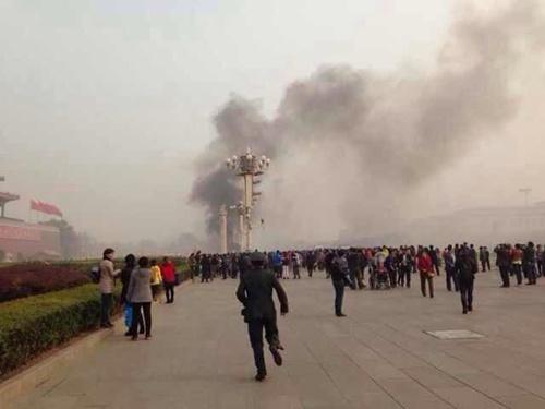 Toàn cảnh vụ lao xe chết người ở Thiên An Môn 5