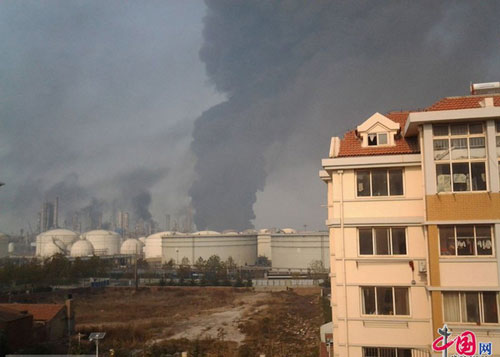 Nổ đường ống dẫn dầu, 22 người thiệt mạng 1