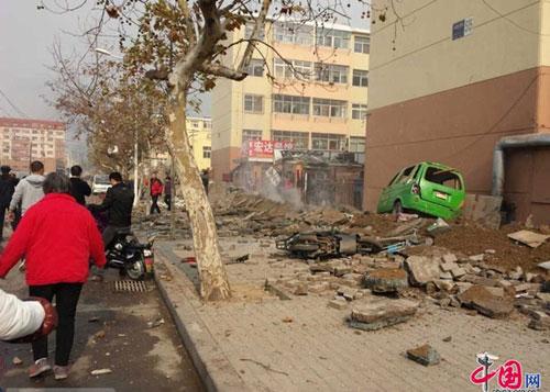 Nổ đường ống dẫn dầu, 22 người thiệt mạng 2