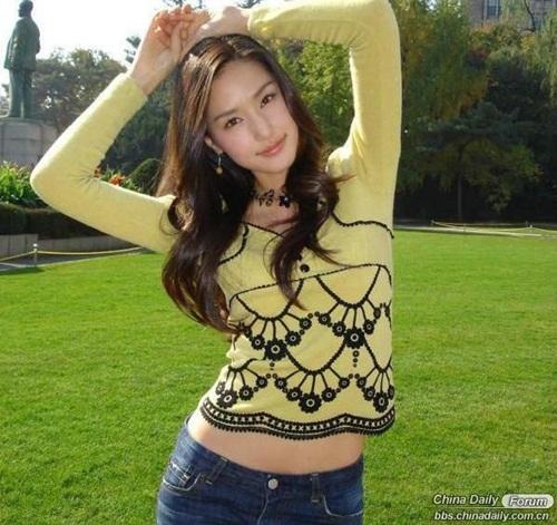 Nữ giảng viên xinh đẹp dạy tiếng Hàn gây xôn xao cộng đồng mạng Trung Quốc 7