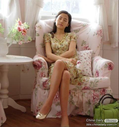 Nữ giảng viên xinh đẹp dạy tiếng Hàn gây xôn xao cộng đồng mạng Trung Quốc 8