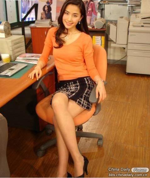 Nữ giảng viên xinh đẹp dạy tiếng Hàn gây xôn xao cộng đồng mạng Trung Quốc 14