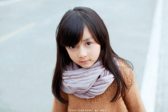 Ngắm loạt ảnh của cô bé có vẻ đẹp thiên thần 3