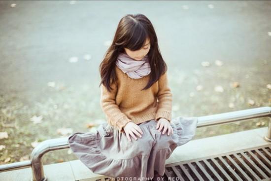 Ngắm loạt ảnh của cô bé có vẻ đẹp thiên thần 7