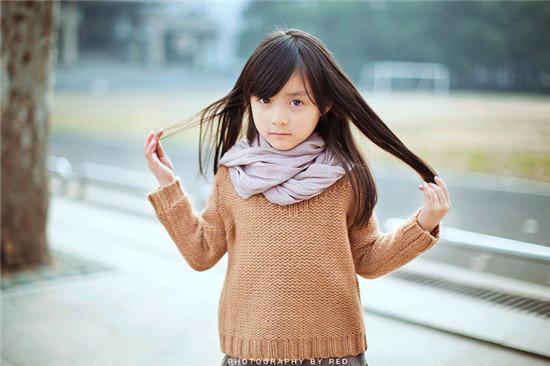 Ngắm loạt ảnh của cô bé có vẻ đẹp thiên thần 9