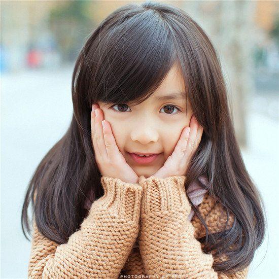 Ngắm loạt ảnh của cô bé có vẻ đẹp thiên thần 10
