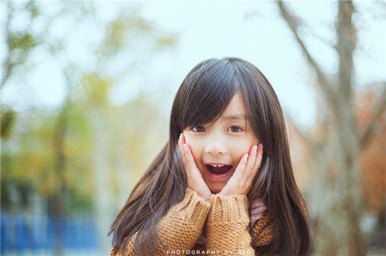 Ngắm loạt ảnh của cô bé có vẻ đẹp thiên thần 11