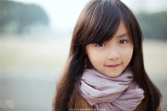 Ngắm loạt ảnh của cô bé có vẻ đẹp thiên thần 12