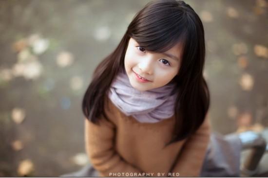 Ngắm loạt ảnh của cô bé có vẻ đẹp thiên thần 13