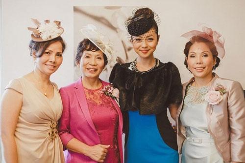 4 mỹ nhân Việt làm dâu trong các gia đình giàu có bậc nhất 11