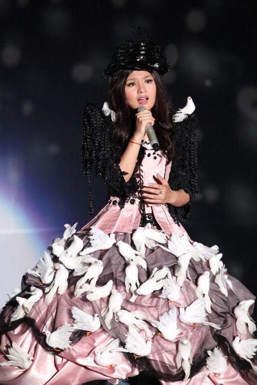 Ngất ngây với danh sách Top 10 Nữ thần châu Á 4