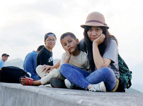 Gặp cô gái Việt sống sót sau bão tuyết Himalaya và gửi thư cho Bộ trưởng 2