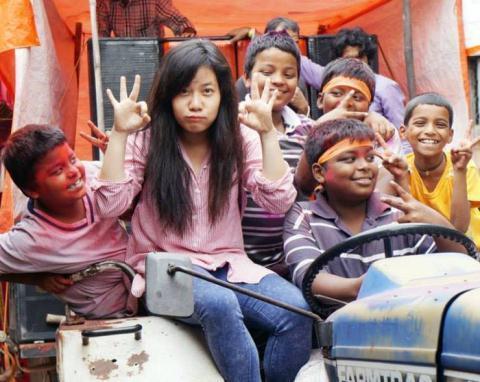 Gặp cô gái Việt sống sót sau bão tuyết Himalaya và gửi thư cho Bộ trưởng 1