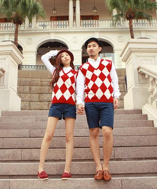 Thêm ý tưởng chọn đồ đôi cho ngày lễ tình nhân Valentine 12