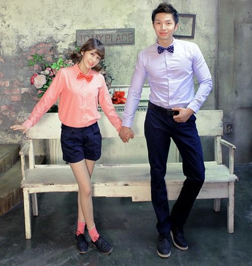 Thêm ý tưởng chọn đồ đôi cho ngày lễ tình nhân Valentine 16