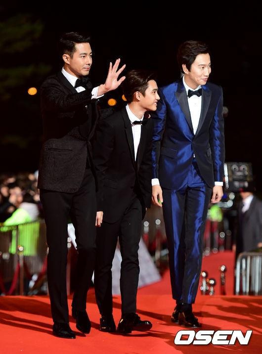 Jo In Sung đặc biệt cảm ơn Gong Hyo Jin khi nhận giải thưởng lớn 2