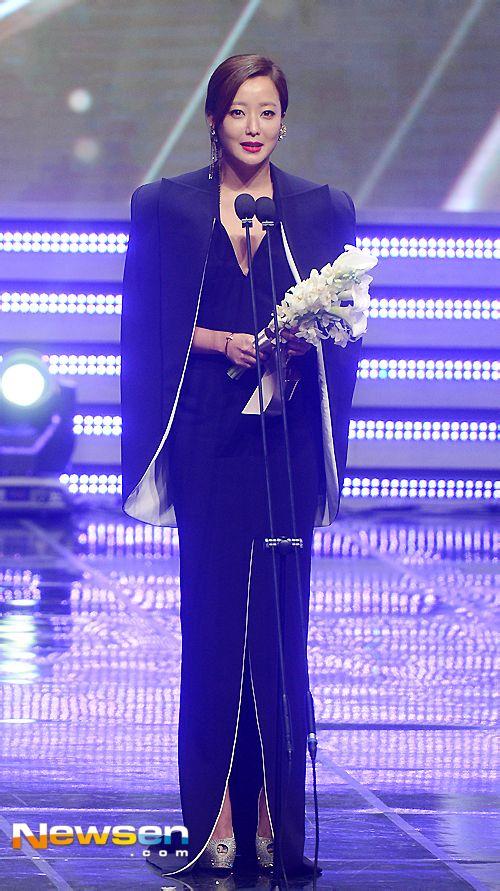 Jo In Sung đặc biệt cảm ơn Gong Hyo Jin khi nhận giải thưởng lớn 4
