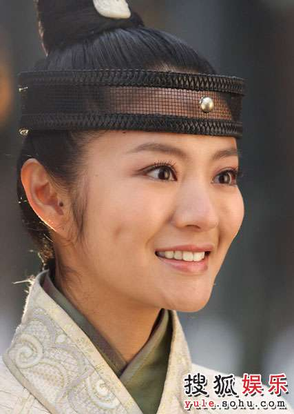 """Những """"cô nàng đẹp trai"""" số 1 của màn ảnh Hoa ngữ 9"""