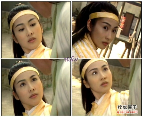 """Những """"cô nàng đẹp trai"""" số 1 của màn ảnh Hoa ngữ 10"""