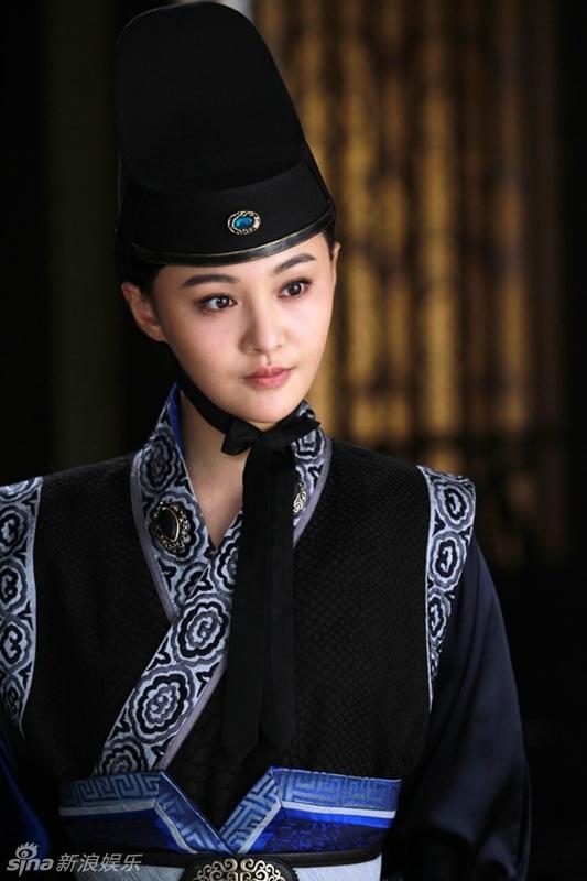 """Những """"cô nàng đẹp trai"""" số 1 của màn ảnh Hoa ngữ 17"""