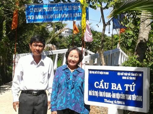 Người nổi tiếng nào đã từng học tại trường THPT Nguyễn Thị Minh Khai? 3
