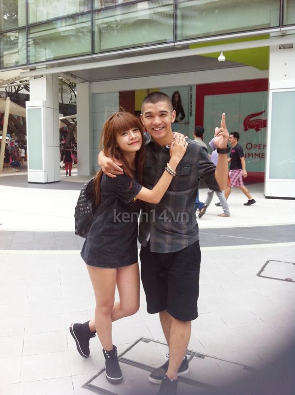 Chuyện tình 3 năm của Chi Pu - Cường Seven, cặp đôi hot nhất với teen Việt 9