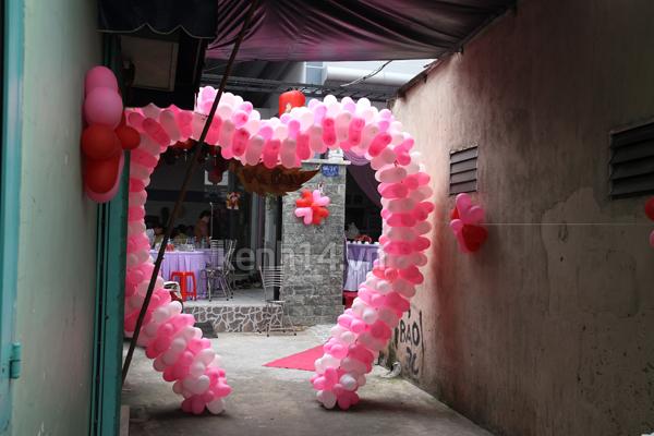 Những đám cưới hoành tráng của các hot girl Việt 53