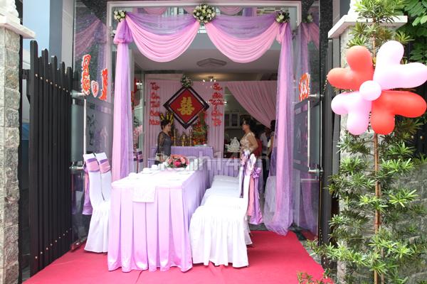 Những đám cưới hoành tráng của các hot girl Việt 54