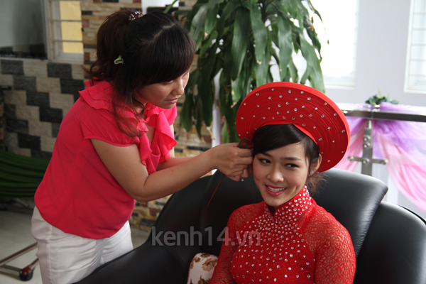 Những đám cưới hoành tráng của các hot girl Việt 55